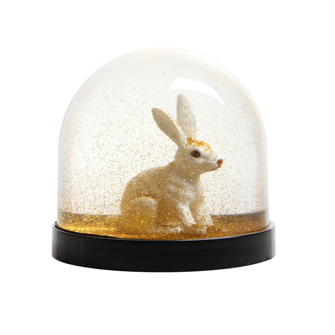 Rabbit Glitterball by &klevering