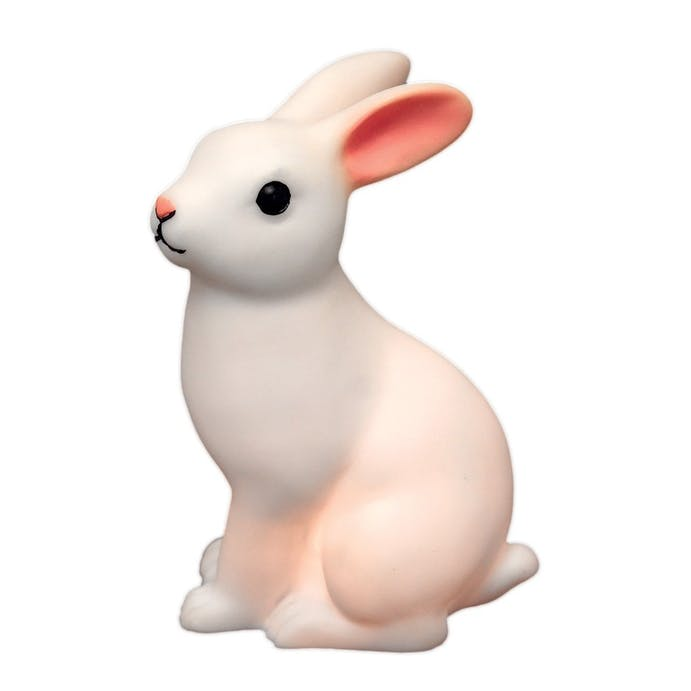 Bunny nightlight by Rex