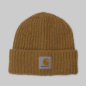 Fawn Heather Anglistic Beanie by Carhartt