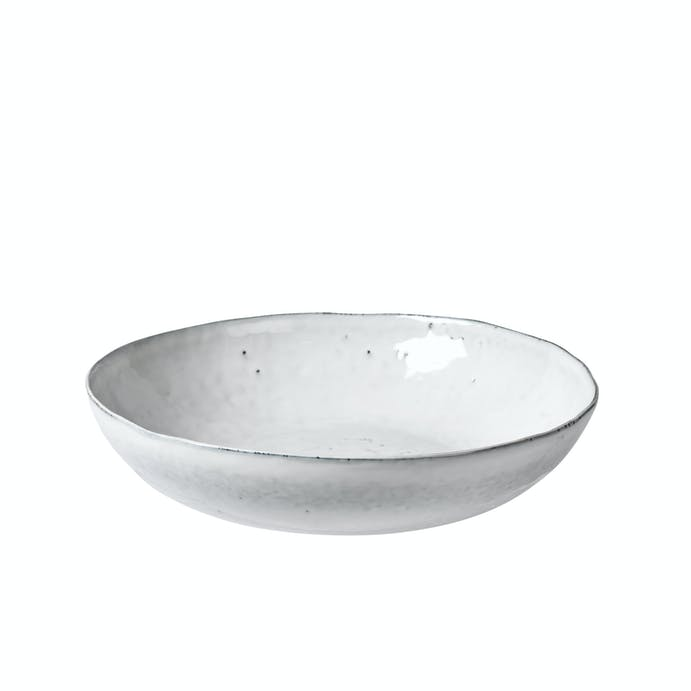 Extra Large Nordic Sand Salad Bowl by Broste