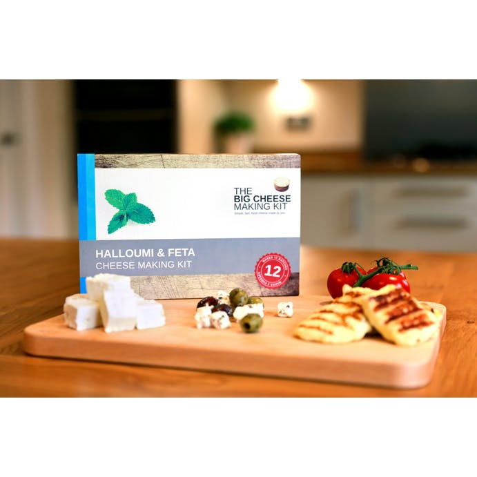 Halloumi and Feta Cheese Making Kit