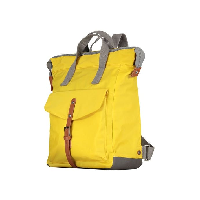 Medium Bantry C Pack Pack Mustard Side by ROKA