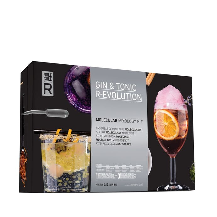 Gin and Tonic R-Evolution - Cocktail Mixology Kit