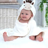 Pony Baby Towel