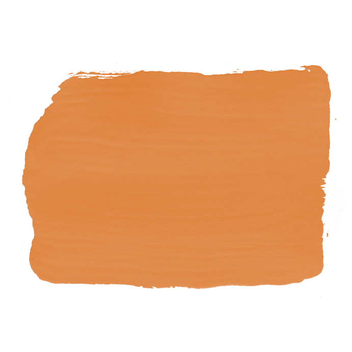 Barcelona Orange Chalk Paint by Annie Sloan