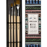 Set of Detail Brushes by Annie Sloan