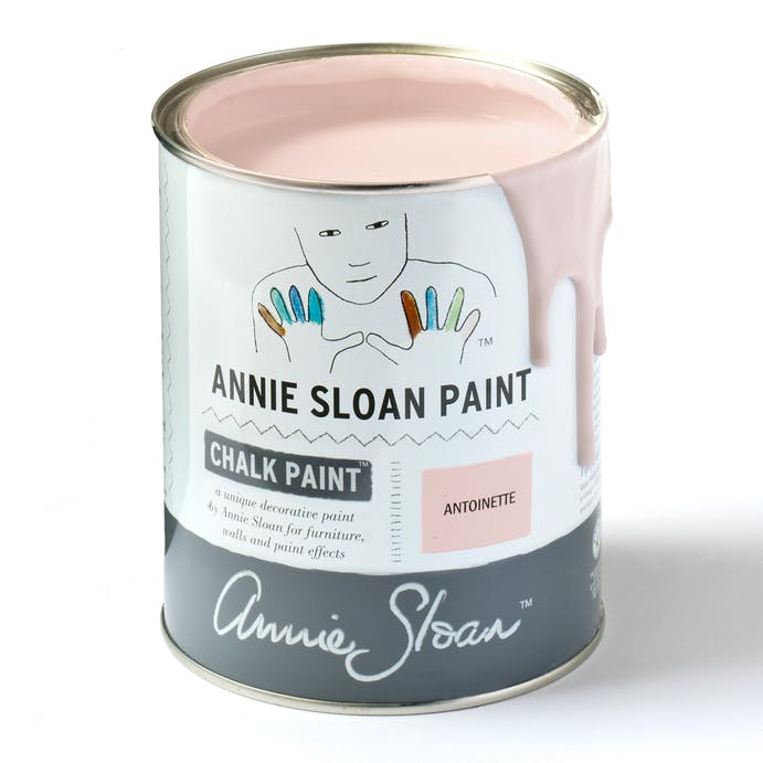Antoinette Chalk Paint by Annie Sloan - 1 Litre Pot