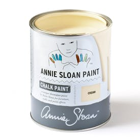Cream Chalk Paint by Annie Sloan - 1 Litre Pot