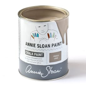 French Linen Chalk Paint by Annie Sloan - 1 Litre Pot