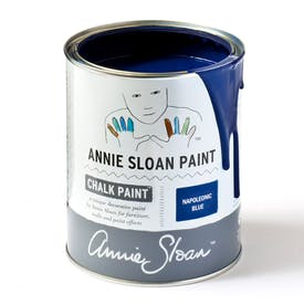 Napoleonic Blue Chalk Paint by Annie Sloan - 1 Litre Pot