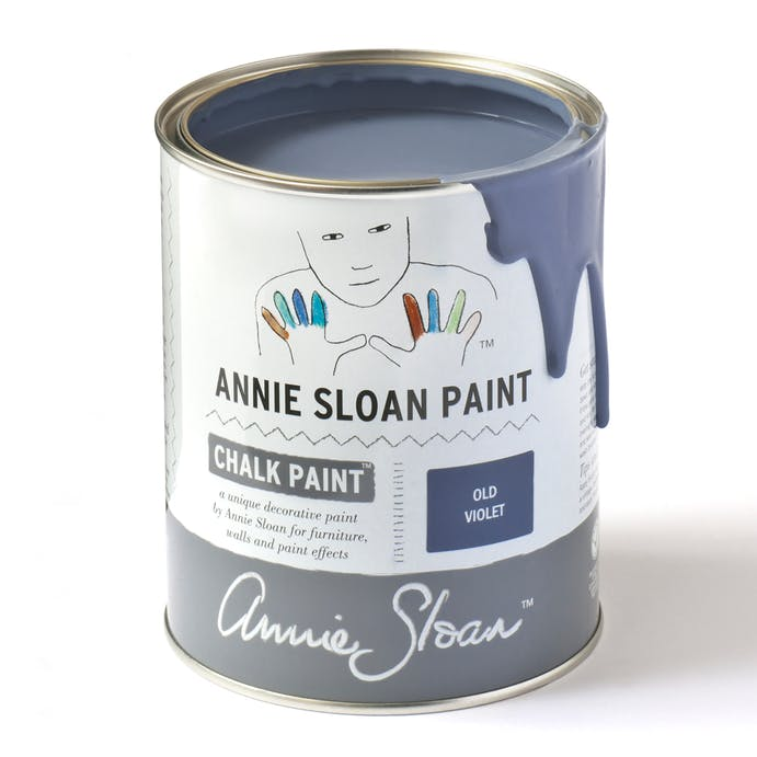 Old Violet Chalk Paint by Annie Sloan - 1 Litre Pot