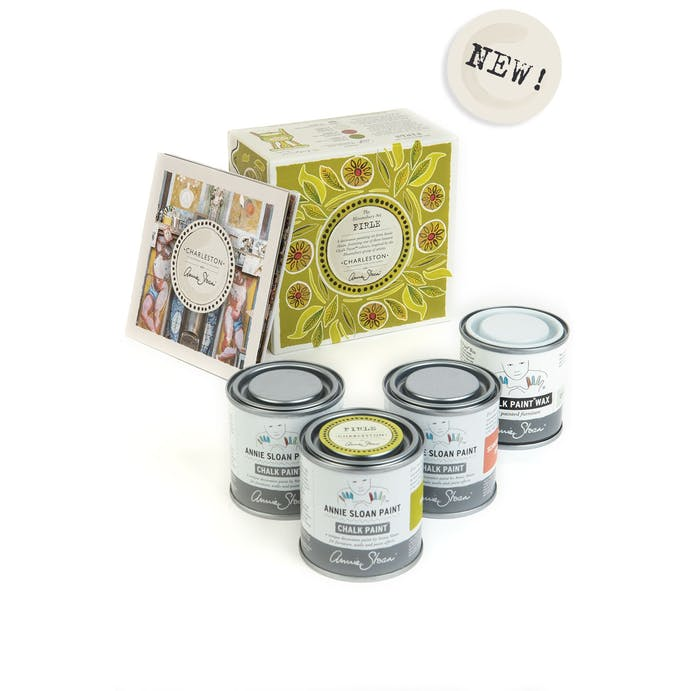 Firle Charleston Gift Set By Annie Sloan