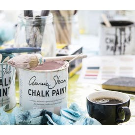 Sat 27 Apr - Beginners Workshop with Annie Sloan Chalk Paint