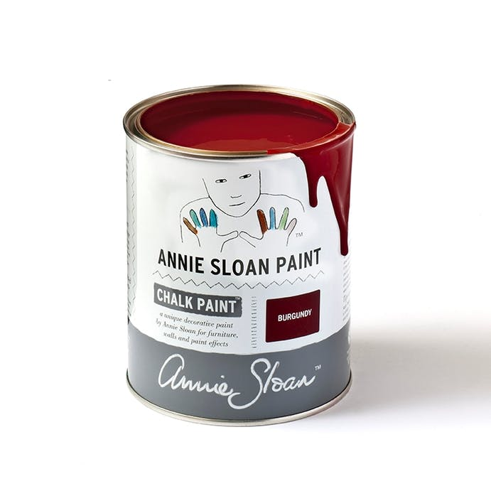 Annie Sloan Chalk Paint_Burgundy