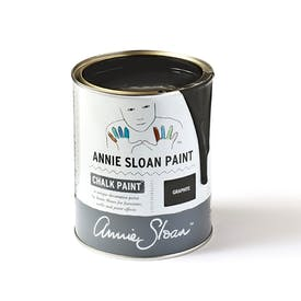 Graphite Chalk Paint by Annie Sloan