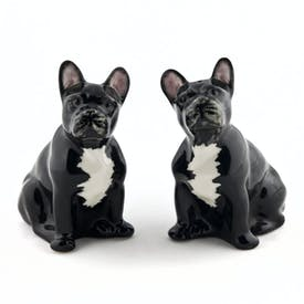 French Bulldog Salt and Pepper Shakers