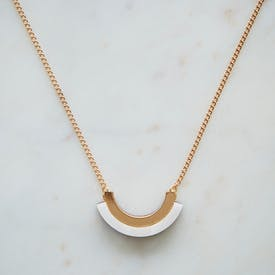 Cove Necklace by Wolf & Moon