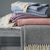 Fairtrade Cotton Throw