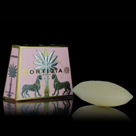 Geranium Soap Single 100g by Ortigia Sicilia