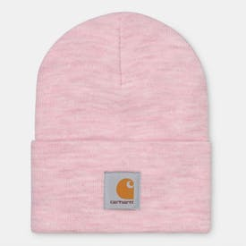 Watch Hat in Frost Pink by Carhartt