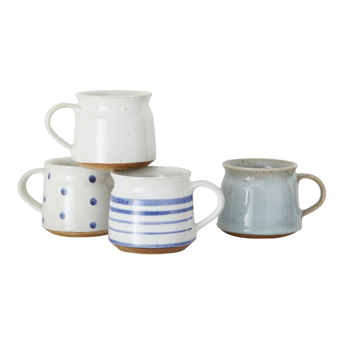 Fairtrade Earthenware Mugs
